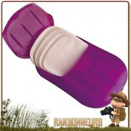 Boite refermable et de petite taille, contenant  25 feuilles de savon multi-usages, pour la toilette corporelle, les mains