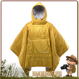 Honcho Poncho Thermarest Lemon