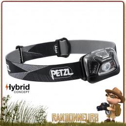 meilleure Lampe Frontale PETZL Tikka Noire pas cher pour randonner bricoler