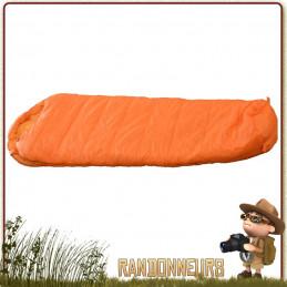 sac de couchage OREN 5 BCB Fibres isolantes synthétiques randonnée bushcraft température confort 0 degres