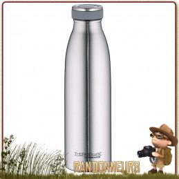 Bouteille Isotherme TC Bottle 50 cl Thermos acier inoxydable double paroi sous vide isolante