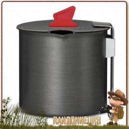 Popote Trek Pot 60 cl Primus trekking ultra légère revêtement céramique anti adhesif
