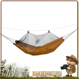 Hamac Mosquito Traveller Pro Amazonas avec moustiquaire impregnee anti moustique insecte