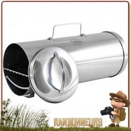 Fumoir Portable Muurikka de fumage à chaud pour la viande et le poisson en bivouac bushcraft