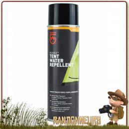 Spray Entretien pour toiles McNETT pour rendre étanche une toile de tente, sac à dos et tissus non respirants