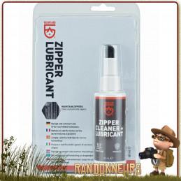 Lubrifiant Fermeture Eclair McNETT nettoie et lubrifie toutes fermetures à glissiere