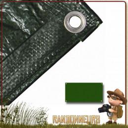 Bache Tarp Tarpaulin 3x4 m Highlander