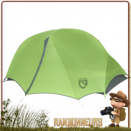 Tente DRAGONFLY 1P NEMO randonnee bikepacking minimaliste ultra legere
