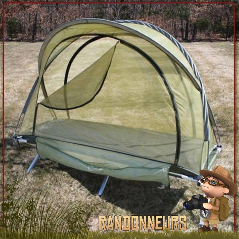 MFH Tente,Mini Pack Taille 213/x 137/x 97/cm Moustiquaire