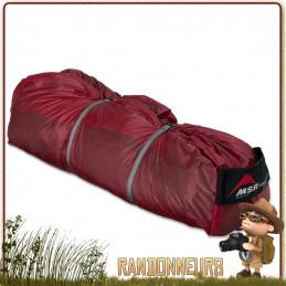 TENTE MSR CARBON REFLEX 3 - Tente de randonnée légère trekking pour 3 trois places trois 3 saisons msr