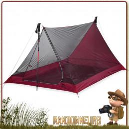 Tente MSR Thru Hiker Mesh House 2 V2 minimaliste ultra light de trekking