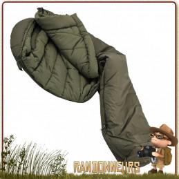 Sac de Couchage BRENTA CARINTHIA grand froid militaire bivouac bushcraft