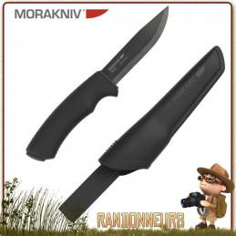 Poignard Bushcraft Black Mora Knives, idéal en guise de couteau survie bushcraft pour son look survivor