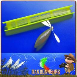 Kit basique de pêche BCB pour radeau de survie ou situation de survie en mer.