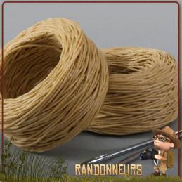 Kit de remplacement pour aiguille à coudre manuelle Stitcher. bobines de fils (27 mètres) et aiguilles de rechange