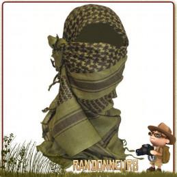 Shemagh militaire Highlander Foulard Écharpe ou Couvre Tête pour se protéger du froid, du chaud, de la poussière