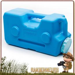 Container AQUABRICK 11 Litres Sagan Life  container en plastique alimentaire ultra robuste et pratique à ranger
