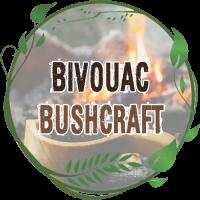 bivouac bushcraft équipement bushcraft réchaud bois sac couchage chaud