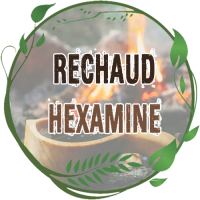 Réchaud Hexamine