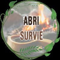 Abri Survie Bushcraft