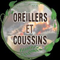oreillers de camping pour bivouac nature bushcraft randonnée coussin plume thermarest gonflant