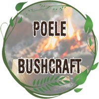 Poele Bushcraft inox campfire primus pot inox polyvalent takonka poele acier de buyer cuisson feu de bois