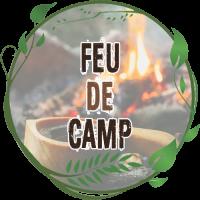 FEU DE CAMP BUSHCRAFT amadou bois gras light my fire kit allume feu ust pierre à feu firesteel de survie grille cuisson barbecue portable