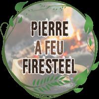 pierre à feu firesteel light my fire army scout bloc magnésium allume feu bushcraft survie