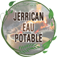 jerrican eau potable souple silicone sans bpa pliant seeker hydrapak transport eau potable sur bivouac bushcraft