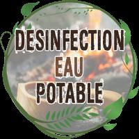 désinfection eau potable micropur katadyn france pastilles oasis anti virus à dissoudre dans gourde jerrican eau potable