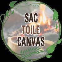 sac toile canvas bushcraft achat sac coton vintage randonnée bushcraft en foret