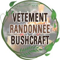 vêtement randonnée bushcraft poncho militaire randonneur shemag tour de cou bushcraft survie