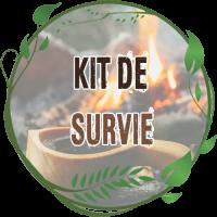 Kit Survie Bushcraft complet bcb meilleur trousse kit de survie extrême bushcraft de randonnée